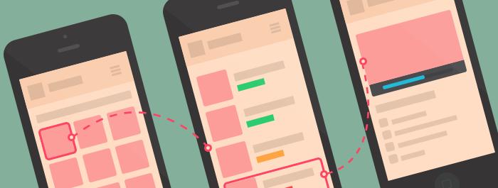 Schnelle Prototypen für Webseiten