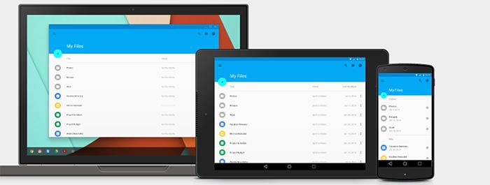 Google Material Design. Quelle: Google.de